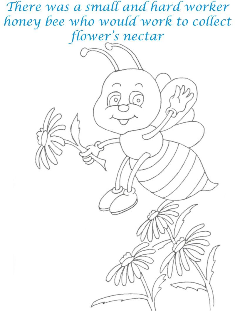 printable short story coloring pages - photo#2