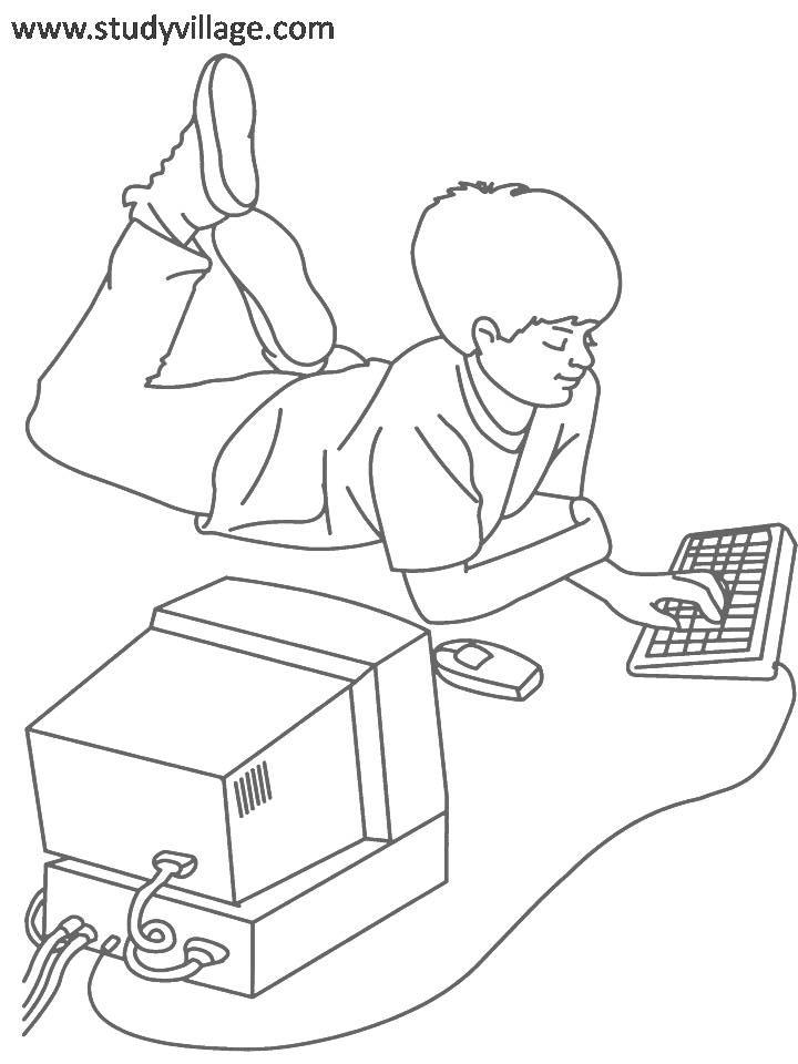 It is a photo of Holiday Coloring Pages Printable regarding aesthetic