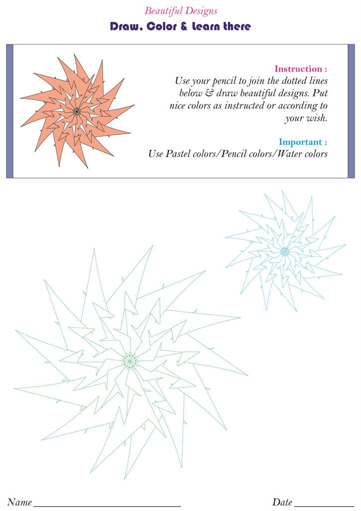Beautiful flower designs - pg. 3