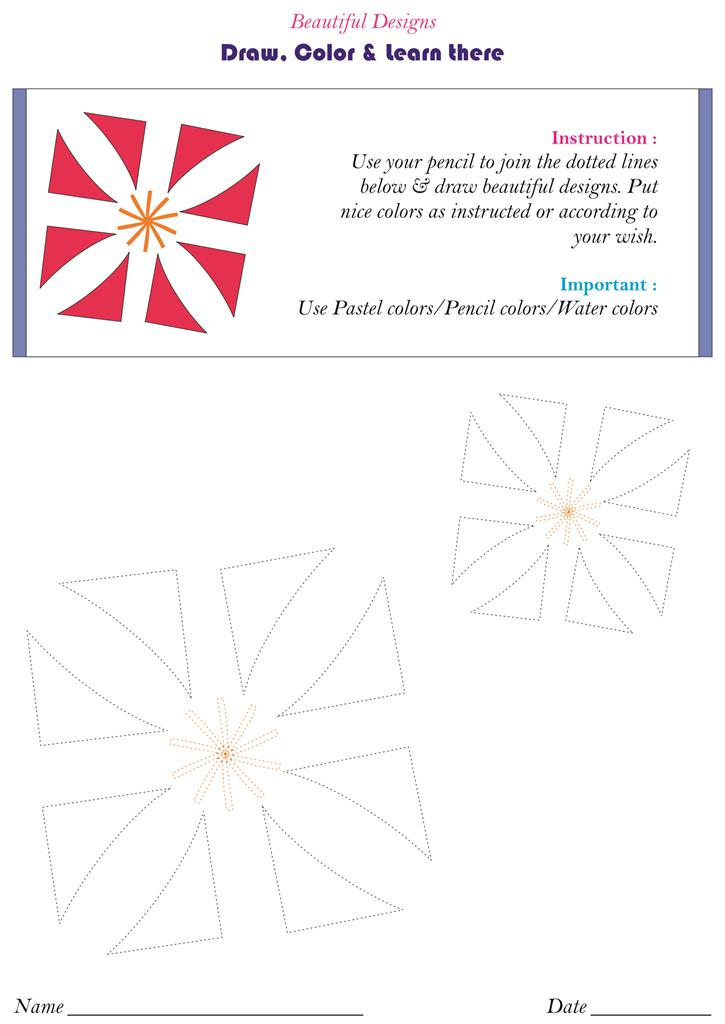 Beautiful flower designs - pg. 43